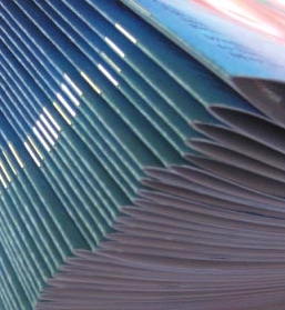 Artech Printing, Madison Heights MI, bindery services for your finished printed project