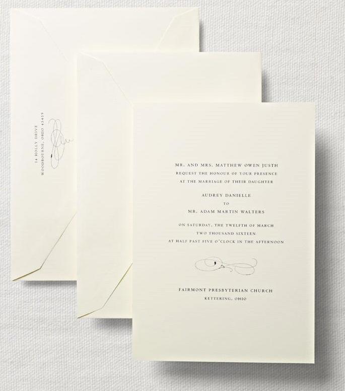Artech Printing | Invitation Examples